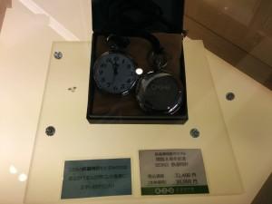 鉄道博物館オリジナル鉄道時計